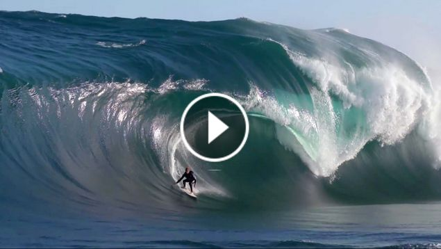 Indian Ocean Mega Swell Hits Australia - Filmers Large The Right