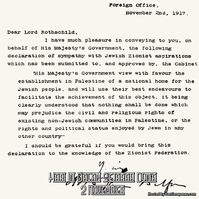 Perisytiharan Balfour