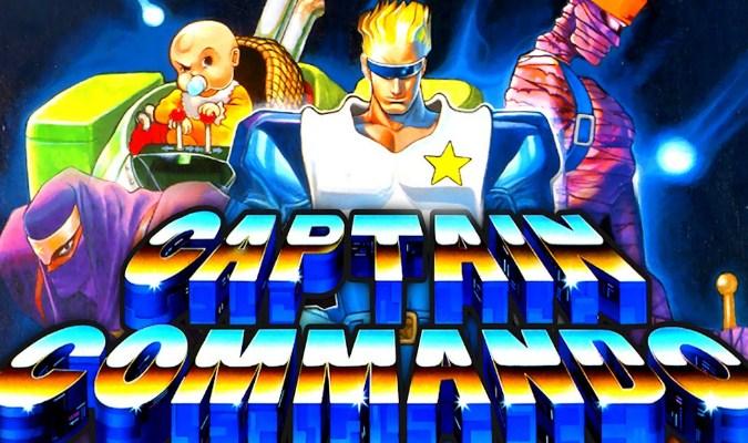 Game Klasik Generasi 90-an Paling Populer - Captain Commando