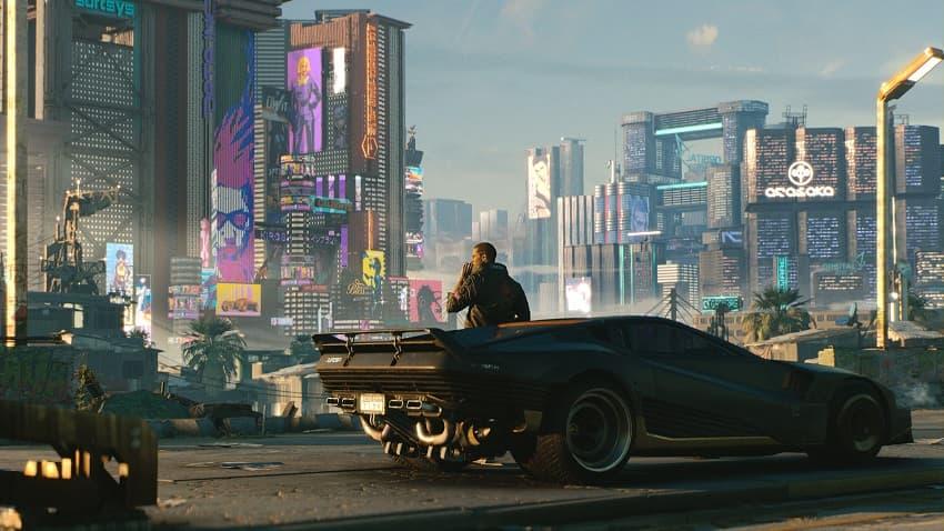 Честный обзор Cyberpunk 2077 - через 43 часа борьбы с игрой - 01