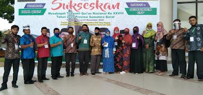 tim relawan venue tujuh MTQ Nasional