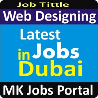 Web Designer Entry Jobs Vacancies In UAE Dubai For Male And Female With Salary For Fresher 2020 With Accommodation Provided | Mk Jobs Portal Uae Dubai 2020