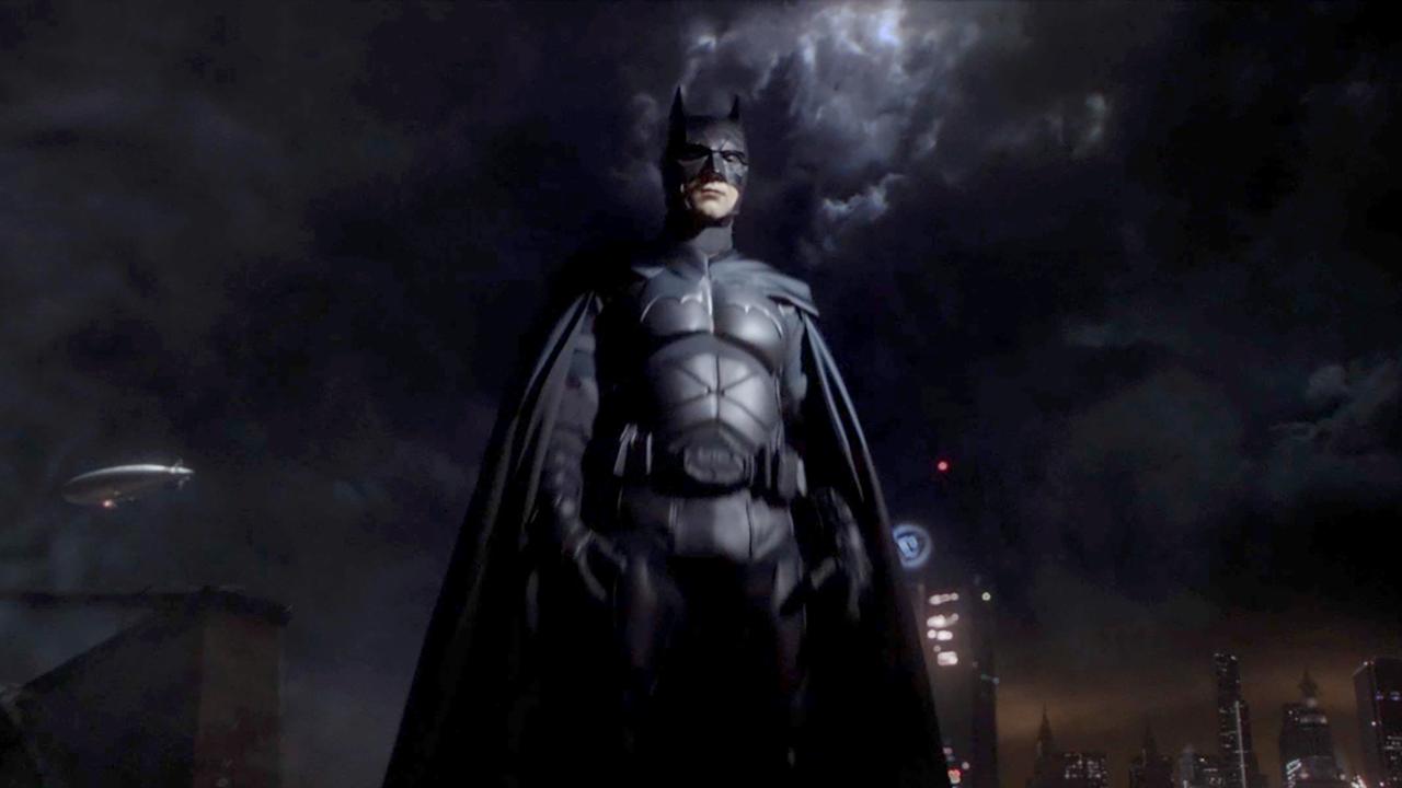 Ben Afflecks movie Batman explored Arkham Asylum Bruce Wayne