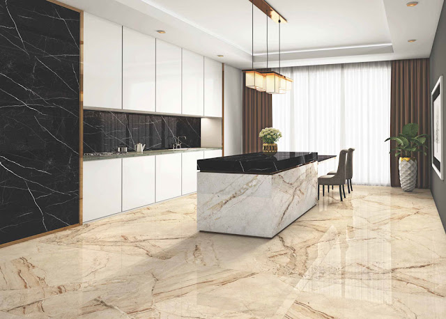 Premium collection of Vitrified Floor Tiles in India
