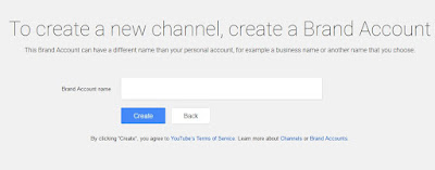 Easy ways to create youtube channel (Personal and business with pictures) 7