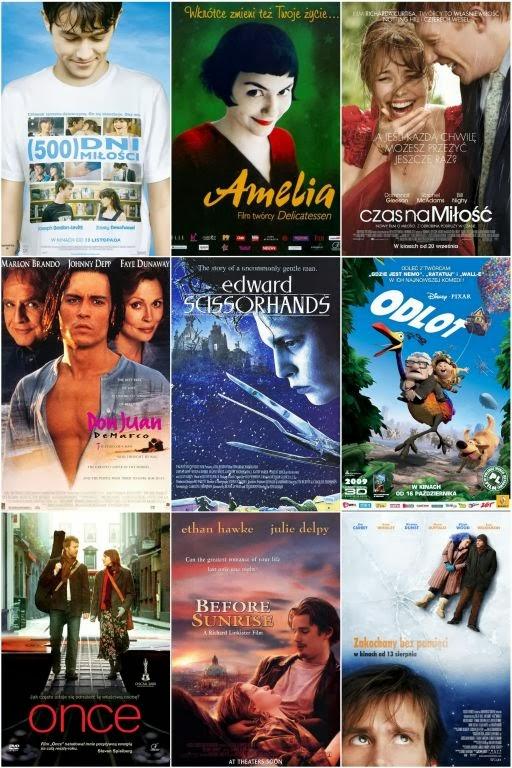 filmy o miłości, filmy na walentynki, nietypowe filmy o miłości