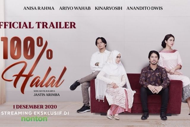 FILM - 100% Halal 2020 Full HD