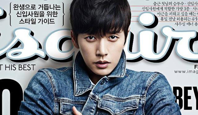 Park Hae Jin – V Modern