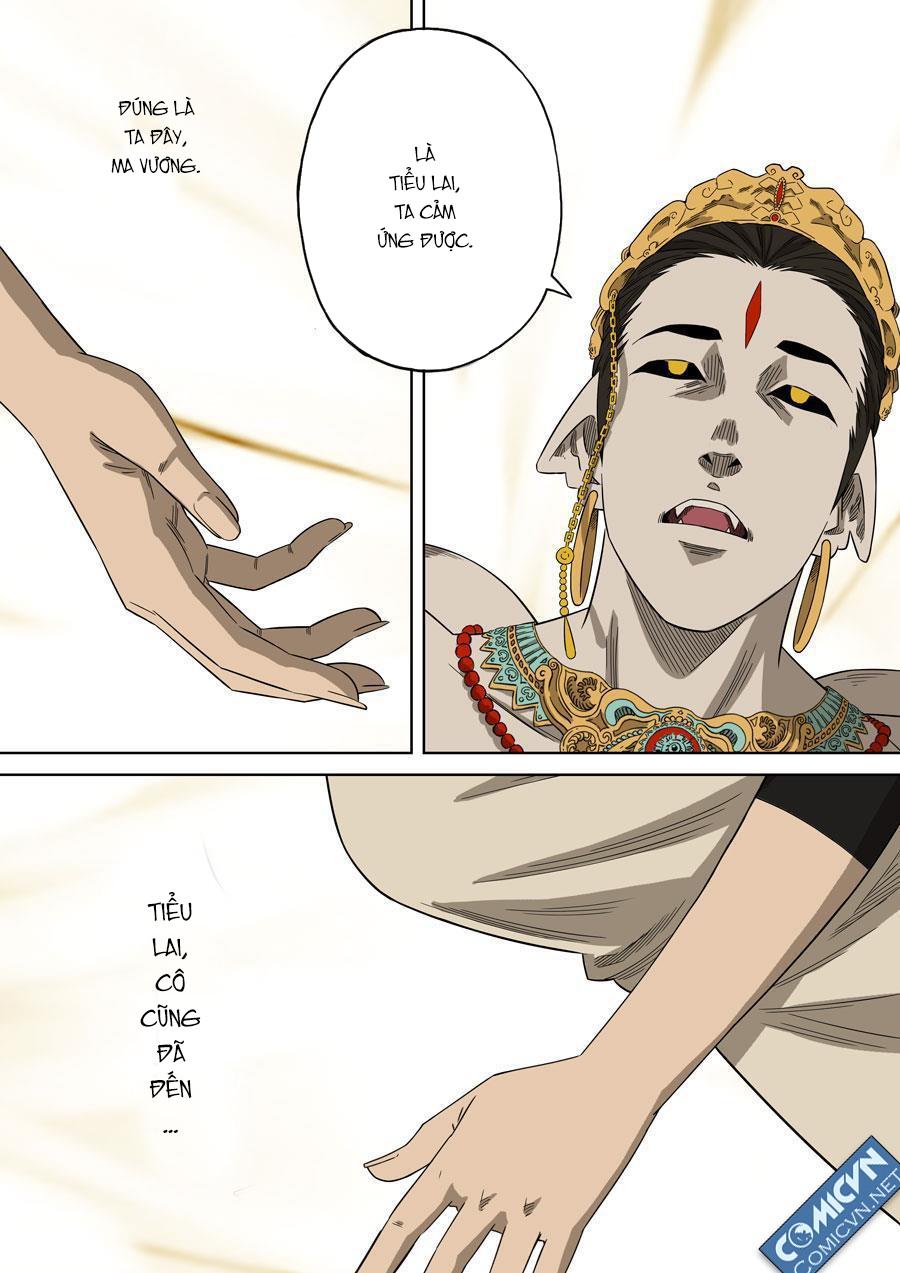 Đệ Lục Thiên Ma Vương Chap 56 - Trang 1