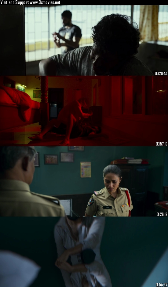 Red 2021 Telugu 720p WEB-DL 1GB ESubs