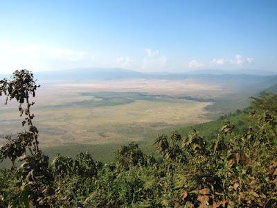Self Drive Safari Part I: Ngorongoro Crater