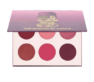 Juvia's Place The Berries Eyeshadow Palette-arelaxedgal.com