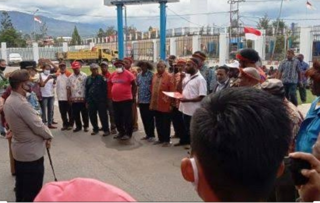 Jayawijaya figures ask the police to investigate cases of slander on social media