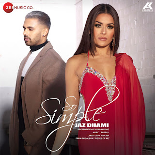 So Simple (Pieces of Me) Lyrics - Jaz Dhami & Snappy Song