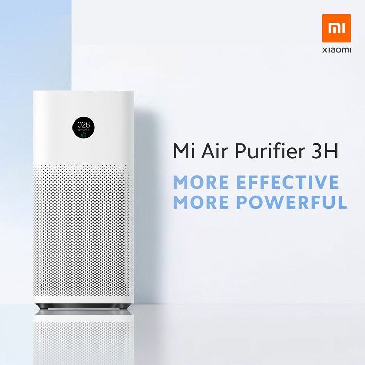 Have a Healthier Home with Xiaomi Smart Products