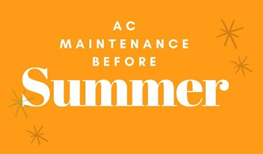 Summer is coming to Dubai - Get your air conditioner AC maintenance before summer in 2021