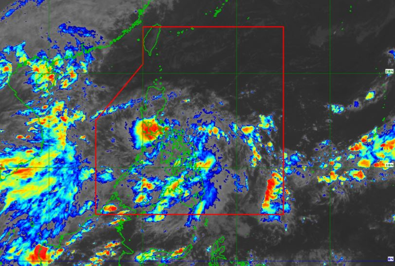 'Bagyong Ofel' PAGASA weather update October 14, 2020