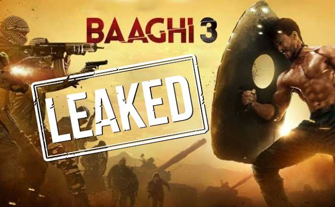 Baaghi 3 Full Movie Download 480P, 720P Full HD Quality Leaked Free Download Torrent