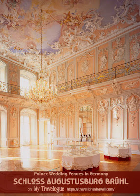 Augustusburg Palace Brühl Castle Wedding Venues in Germany