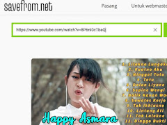 Cara Download Lagu Full Album di YouTube jadi Mp3