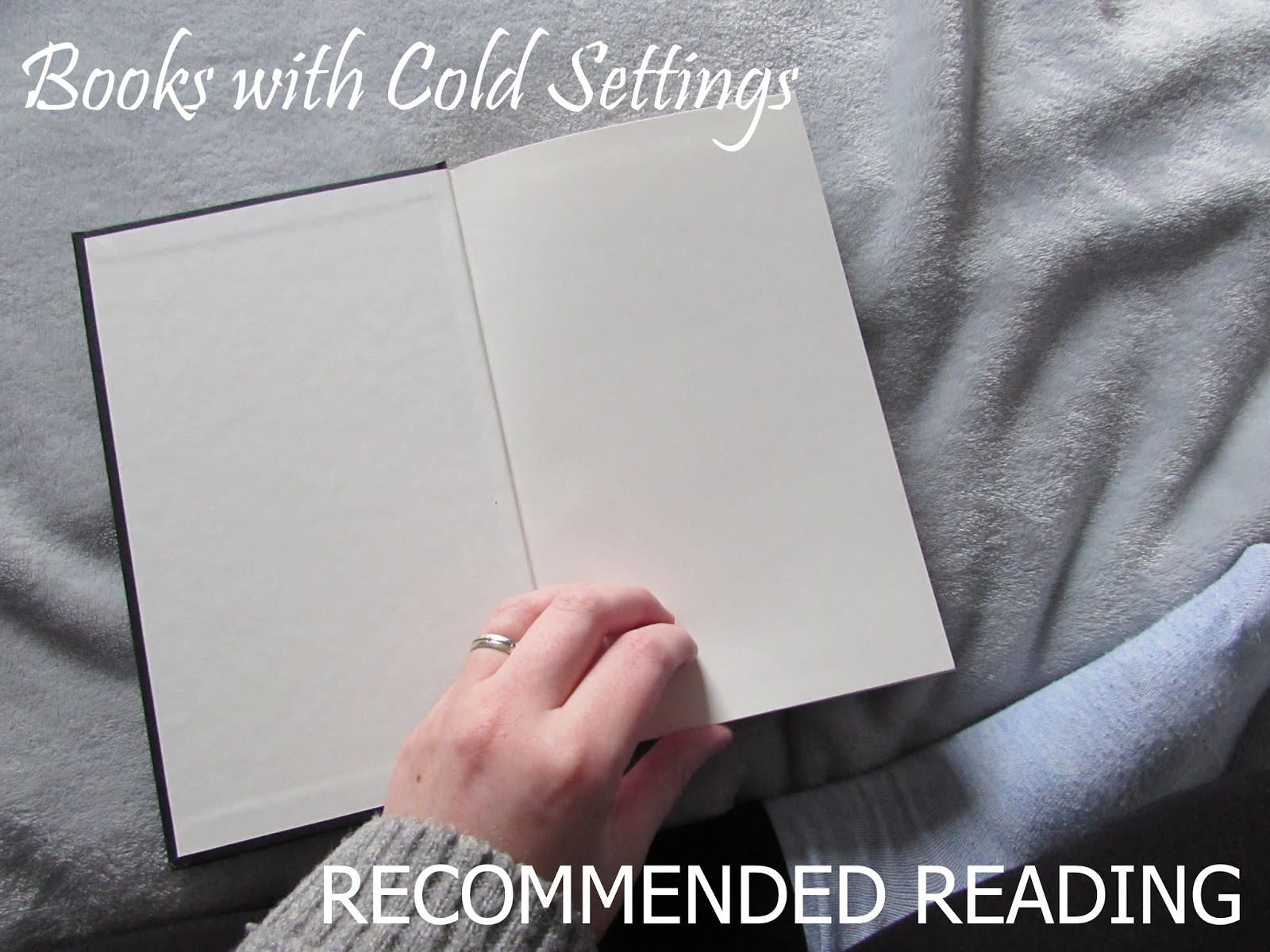 Recommended Reading | Books with Cold Settings