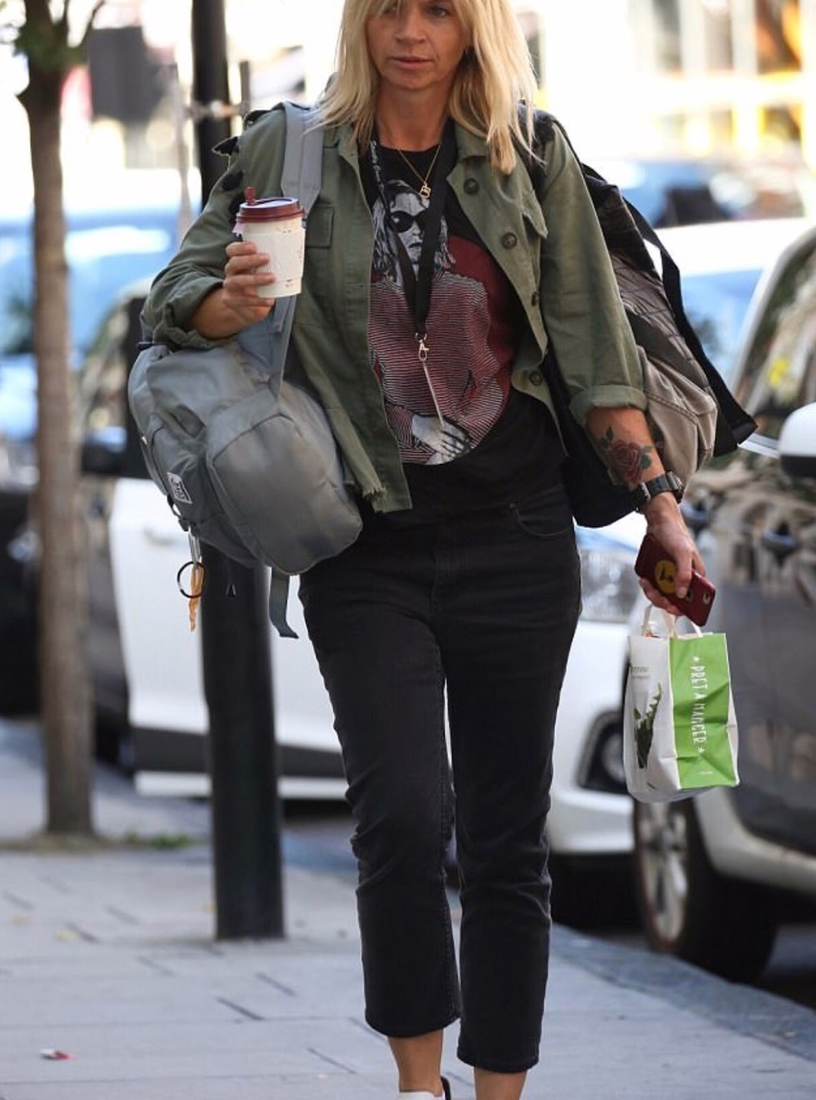 Celebrity Style Steal Wiw My Midlife Fashion