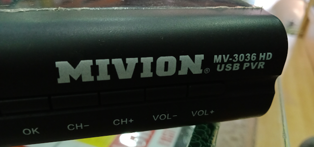 MIVION MV-3036 HD RECEIVER DUMP FILE