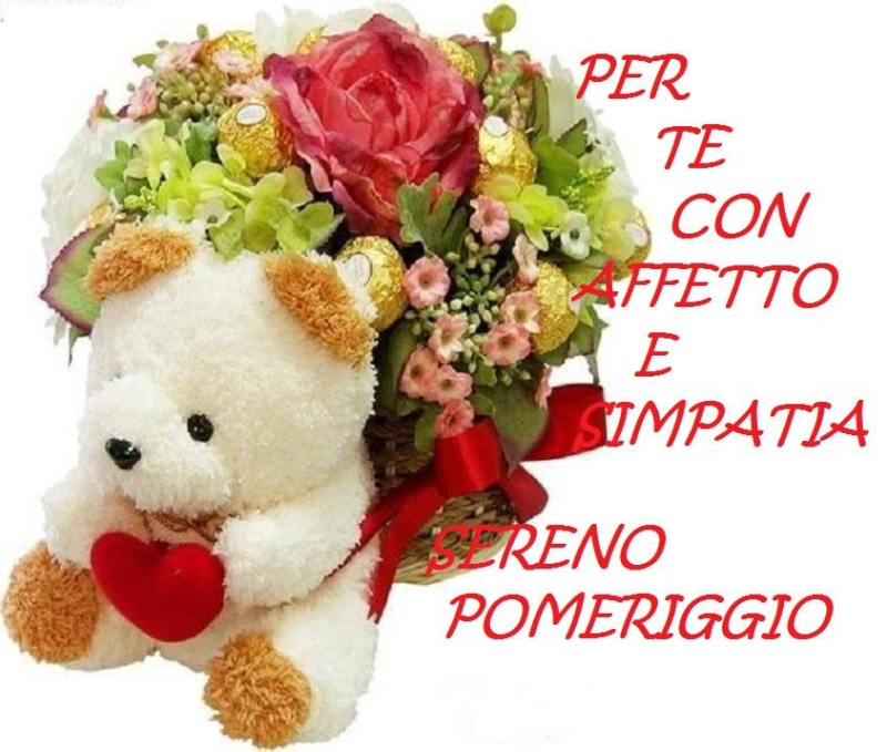 Famoso BUON POMERIGGIO VS14