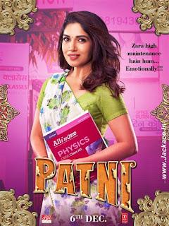 Pati Patni Aur Woh First Look Poster 2