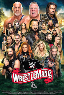 WWE WrestleMania 36 PPV Part 1 Special Episode 5th April 2020 Download 480p HD