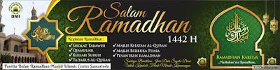 Desain Spanduk Ramadhan CDR