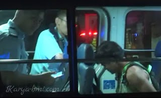Di Sangka Tak Berhenti di Halte, Sopir Wanita Bus KMB 86C Kena Tinju Penumpang