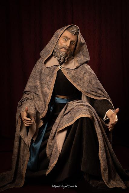 La Salvación de Jerez presenta sus figuras secundarias del misterio restauradas