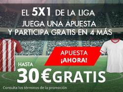 suertia en este partido ganas tu Atlético vs Sevilla 23 septiembre