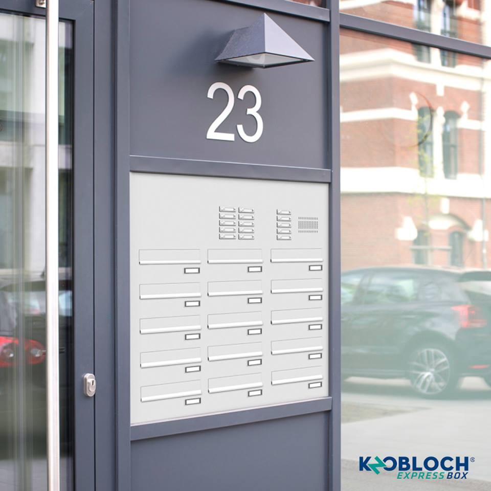Die Firma Knobloch Bietet Hierfur Zahlreiche Angebote Sie Konnen Ihren Eingangsbereich Mit Den Passenden Briefkasten Der Briefkastenanlage Und