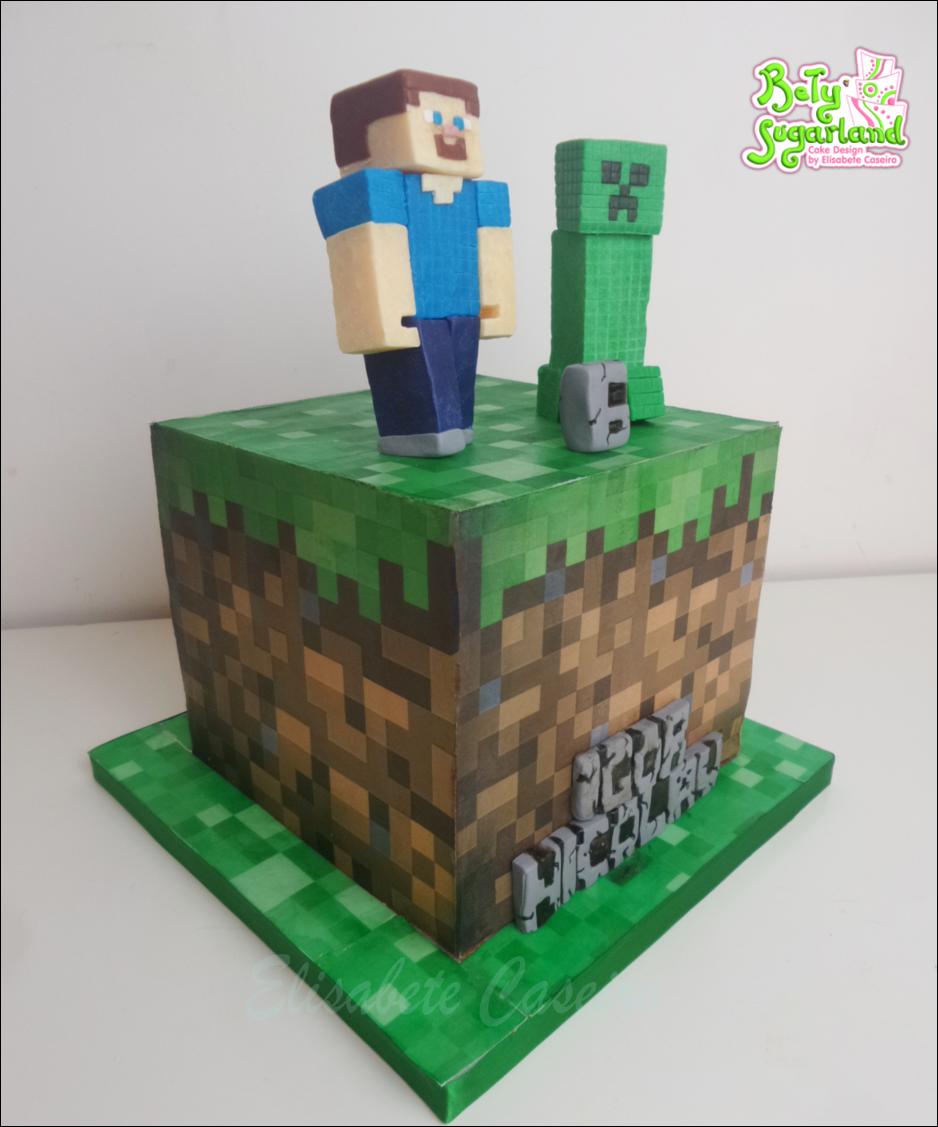 100 minecraft steve cake death of a birthday cake u2013