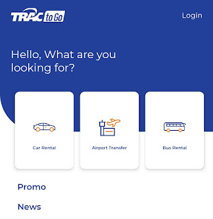 Aplikasi Trac to Go Serasi Autoraya