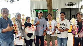 Yayasan Negeri Pelepah Sagu, Umumkan Pemenang Lomba Karya Tulis Essai