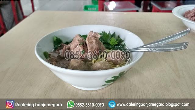 Catering Banjarnegara, Bakso Murah di Banjarnegara, 0852-3610-0090