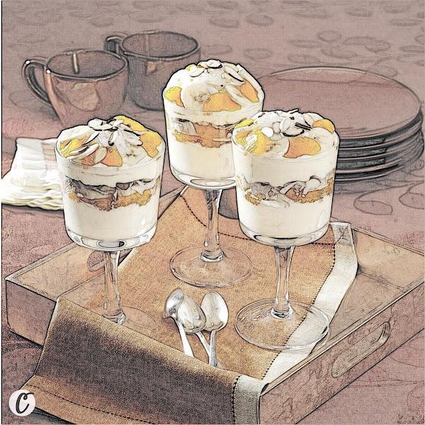 Ambrosia Pudding