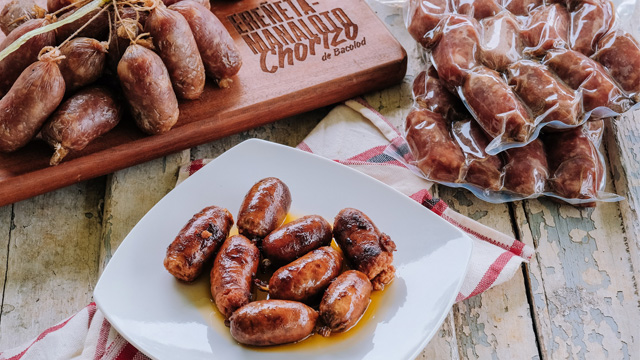 You Can Now Order Ereñeta Manaloto Chorizo and other Negros Favorites At This Website!