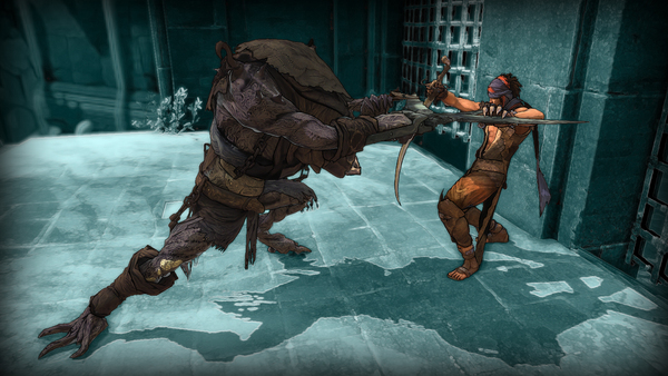 Prince of Persia PC Full Version Screenshot 2