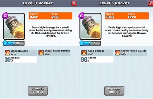 Perbedaan Tiga Kartu Clash Royale (Epic, Common, dan Rare)