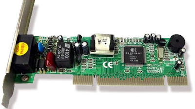 What is a Modem (Modulator/Demodulator)