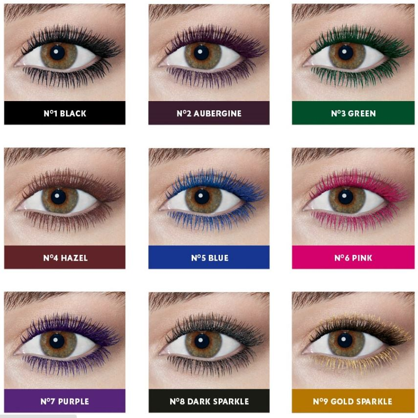 72be9af8f53 Fun Fierce Fabulous Beauty Over 50!: Swatches | YSL Mascara Vinyl ...