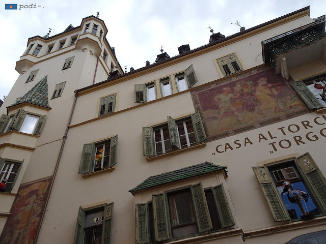 Museumstrasse, 2 - casa al torchio - torgglhaus