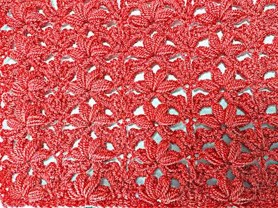 6 - Crochet Imagen Puntada a crochet linda para mantas y cobijas por Majovel Crochet