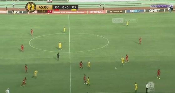 ملخص واهداف مباراة   شبيبة الساورة وسيمبا 0 - 2 السبت 12-01-2019 دوري أبطال أفريقيا