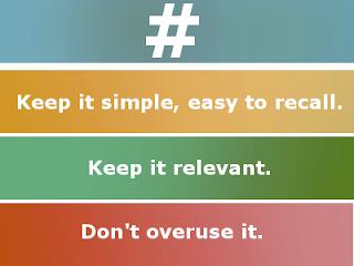 best hashtagging practices