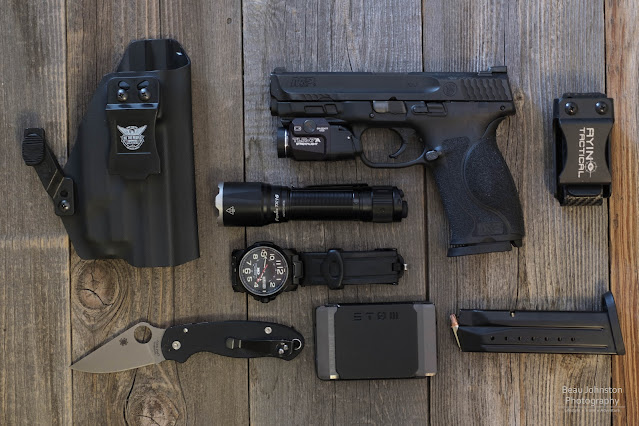 M&P EDC Tactical military police 5.11 overland camping